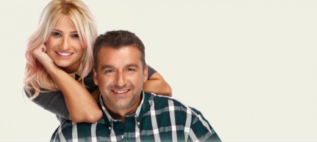 Πως θα βαφτίσουν το μωρό τους ο Γιώργος Λιάγκας και η Φαίη Σκορδά;