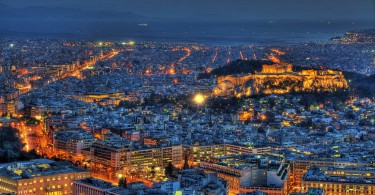 Athens-by-night