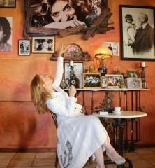 Η Πέμυ Ζούνη συναντά την Μελίνα Μερκούρη