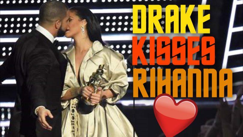 MTV: O ράπερ Drake έκανε ερωτική εξομολόγηση στη Rihanna